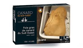 cuisiner le foie gras cru foie gras cru de canard du sud ouest surgelés les viandes