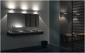 bathroom modern light fixtures for bathroom truline adds a crisp
