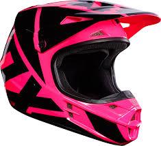 fox motocross gear for kids fox kids helmet v1 race pink 2017 maciag offroad