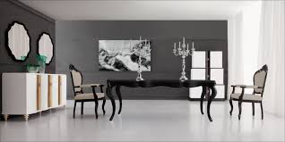 modern black dining table brucall com