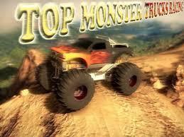 challenging monster truck game monster trucks racing