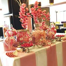 Pink Table L Pink Buffet Breast Cancer Buffets L Sweetie Tables L