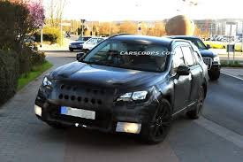 first subaru outback new 2015 subaru outback spied rumored to debut in new york