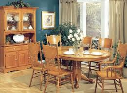 oak dining room sets dining room furniture oak photos on simple home designing