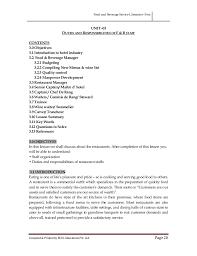food and beverage director resume cashier manager cover letter