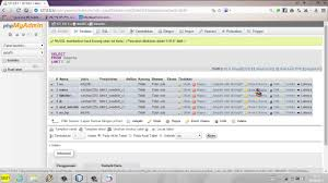 membuat web php dengan netbeans tutorial form mahasiswa with java netbean youtube