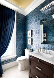 blue bathroom ideas spectacular dark blue bathroom ideas in home design styles