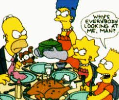 category thanksgiving episodes simpsons wiki fandom powered by
