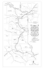 Arkansas State Map With Cities by The Map U2014 Trammel U0027s Trace
