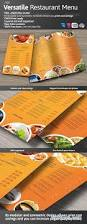 versatile restaurant menu 2024055 free download photoshop vector
