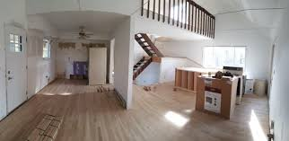 me your light stain hardwood floor brown gray or weathered oak