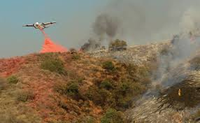 Wildfire Case Drop Rate by Fire In The Hills Simi Valley Acorn