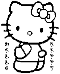 coloring sheets printables coloring pages hello kitty coloring