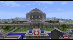 minecraft big house with a beautiful garden project 2 youtube
