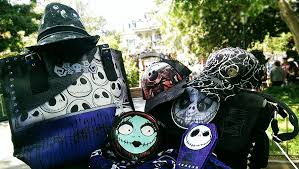 look at new tim burton s the nightmare before
