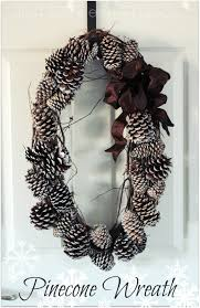 diy pinecone wreath tutorial just between friends