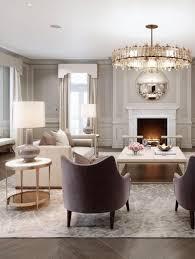 pièces à vivre de luxe une pièce à vivre beige avec un coin