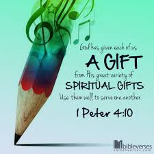 scripture gifts everday opportunities spiritual gifts spiritual and bible