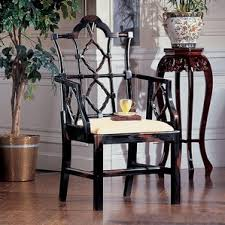 Chippendale Chair by Faux Bamboo Chippendale Chair Wayfair