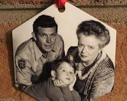andy griffith show ornament andy barney