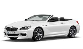 hyundai convertible 2014 bmw 6 series convertible frozen brilliant white edition