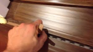 Laminate Flooring In Basement Concrete Wet Basement Flooring Over Concrete Youtube