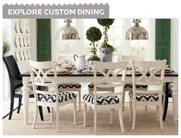 custom dining room tables bassett furniture at wayside furniture