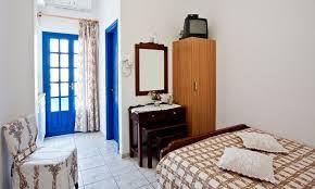 studio rooms accommodation ancient thera studios and restaurant santorini