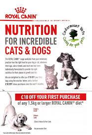 special offers cedarmount vets