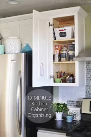 Kitchen Cabinet Organize Organize And Arrange Your Kitchen Cabinets And Drawers