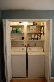 Small Laundry Room Decor Small Laundry Room Ideas With Top Loading Washer At Home Design Ideas