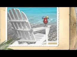 tropical beach birthday youtube