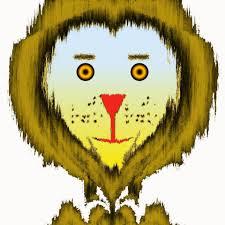 safari cartoon safari lion cartoon free stock photo public domain pictures