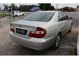 2004 model toyota camry toyota camry 2004 v 2 4 in penang automatic sedan others for rm