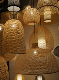 wicker pendant lights thatssocool