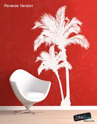169 Best Wall Decals Images by Beach Palm Trees Vinyl Wall Decal Sticker 327