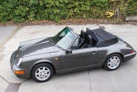1990 porsche 911 porsche 964 carrera 4 cabrio u2022 911 youngtimer