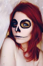 36 best sugar skull makeup images on pinterest sugar skull