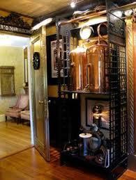 Steam Punk Interior Design 28 Crazy Steampunk Home Office Designs Digsdigs U003e U003e U003c U003c Steampunk