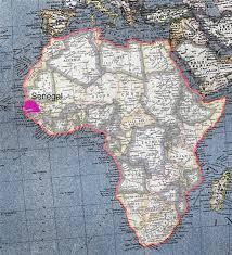 africa map senegal bedik tribe senegal we all five fingers