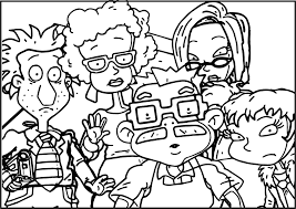 all grown up camera coloring page wecoloringpage