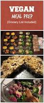 vegan meal prep vegan meal prep portion control and vegans