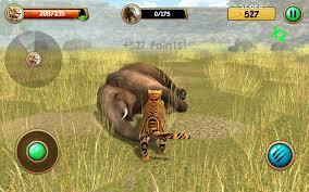 tiger apk tiger simulator 3d 1 3 apk android simulation