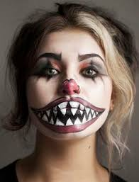 horrifically magnificent halloween makeup that you can recreate by