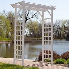 Wedding Arches Ebay Garden Arbor Pergola Patio Archway Wedding Arch Trellis Backyard
