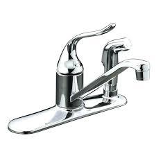 kohler single handle kitchen faucet repair kohler kitchen faucet leaking kitchen sink faucets s s kitchen