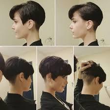 short shag pixie haircut shaggy messy spiky choppy curls layered pixie hair cuts