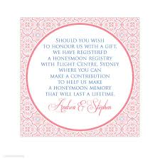 wedding gift registration alannah wedding invitations stationery shop online