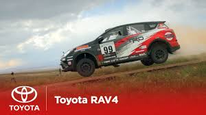 toyota rav4 season highlights toyota rally rav4 featuring ryan