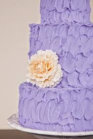 delectable cakes purple textured frosting wedding cake